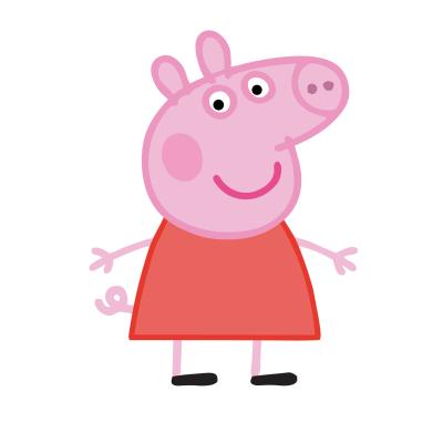 Todos los juguetes de Peppa Pig y su familia